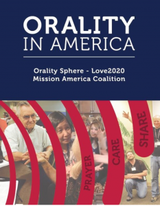Center for Oral Scriptures | Orality in America